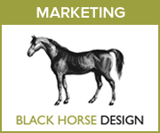 Black Horse Design Marketing (Worcestershire Horse)