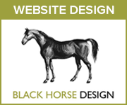 Black Horse Design Website Design (Worcestershire Horse)