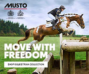 Musto 3 (Worcestershire Horse)